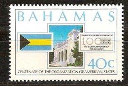 Bahamas Bahama's 1990 Yvertn° 707 *** MNH Cote 2,50 Euro - Bahamas (1973-...)