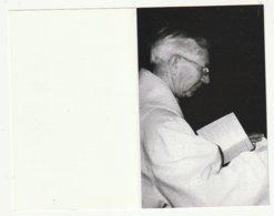 Doodsprentje Albert SMEERS Borgloon 1916 Priester Luik Liège Wellen Montenaken Batsheers Opheers Rutten Tongeren 1998 - Images Religieuses