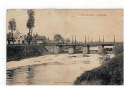 Sint-Eloois Vijve  Vive St-Eloi  -  Barrage ( Staat Zie Scan,plooi Midden) - Waregem