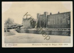 Amersfoort - Monument Verblijf Der Belgen 1914-1918 [AA31 6.189 - Niederlande