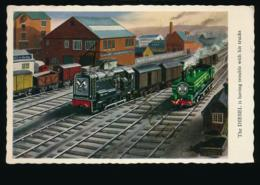 Bromley & Beckenham - The Diesel (train) [AA31 6.195 - Royaume-Uni