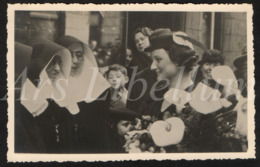 CPA / Postcard / ROYALTY / Belgique / België / Reine Astrid / Koningin Astrid / Kortrijk / 1935 / Unused / 2 Scans - Kortrijk