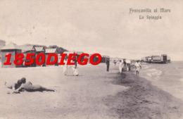 FRANCAVILLA A MARE - LA SPIAGGIA  F/PICCOLO VIAGGIATA ANIMAZIONE - Chieti