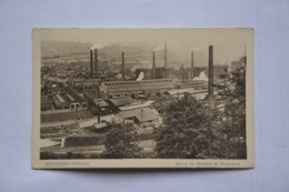 MOYEUVRE-GRANDE-usine De Wendel Et Panorama - France