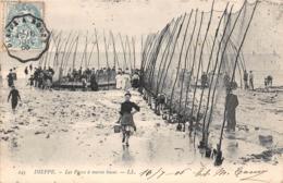 DIEPPE - Les Parcs à Marée Basse - Dieppe