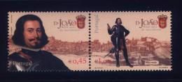 Portugal 400 Ans Naissance Roi Dom Joao IV 2004 ** Portugal 400 Years King John IV 2004 ** - Neufs