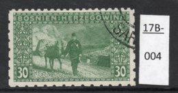 Bosnia Bosnien 1906 30h Mule Donkey Carrying Mail  'Coleman' Perf  9x6x6x6 (Perf: 2111) Used (cto) - Bosnie-Herzegovine