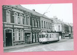 Foto Temse  Station = TRAM  Lijn  H   Hamme  Antwerpen - Reproductions