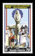 New Caledonia 2019 Mih. 1781 World War II. Return Of The Fighters Of The Great War MNH ** - New Caledonia