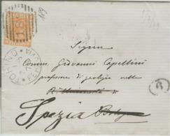 """""""Giovanni Capellini""""ILLUSTRE GEOLOGO,LETTERA 1/7/1879,TORINO PER BOLOGNA,LA SPEZIA,TIMBRO TORINO TONDO A BARRE189,RR - Documenti Storici"""