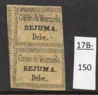 Venezuela - 1854 BEJUMA Local - Debe - Railway Interest, See Text - Venezuela