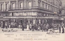 CPA - 76 - ROUEN - Café Du Commerce - 1 - Rouen