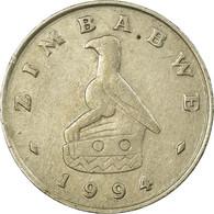 Monnaie, Zimbabwe, 20 Cents, 1994, TB+, Copper-nickel, KM:4 - Zimbabwe