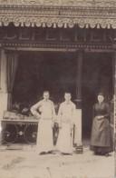 Photographie - Devanture De La Boucherie Lepeltier - Métiers Garçons Boucher - Paris ? - Fotografía