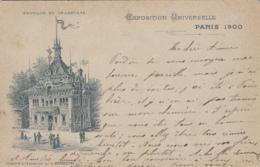 Evènements - Exposition Universelle Paris 1900 - Pavillon Du Transvaal - Afrique Du Sud - Esposizioni
