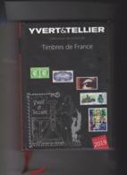 Catalogue France Yvert Et Tellier 2019 - France