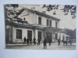 CPA 51 MARNE - OIRY : La Gare De Oiry-Mareuil - Andere Gemeenten