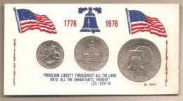 USA - Bicentenario Degli USA - Carnet Ufficiale - 1976 - Estados Unidos