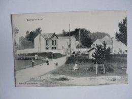 CPA 51 MARNE - OIRY : Enrée D'Oiry - Frankreich