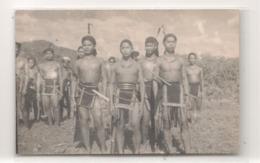 Indochine - Guerriers Moï - Beau  Papier Perlé - Annee 1960 -  CPA° - Viêt-Nam