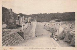 - Charente Maritime SAINT PALAIS SUR MER - Plage De Nauzan - Train - Tramway - Tacot - - Saint-Palais-sur-Mer