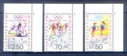 C14- Liechtenstein 1992 Summer Barcelona Olympic Games. - Liechtenstein