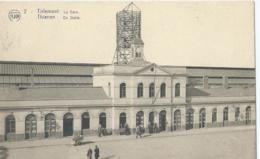 Tienen - Tirlemont - La Gare - De Statie - P.-J. Flion, éditeur - 1929 - Tienen