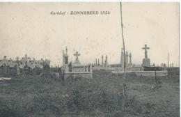Zonnebeke - Kerkhof 1924 - Zonnebeke