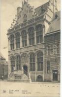 Zoutleeuw - Léau - Stadhuis - Hôtel De Ville - Drukkerij Ch. Peeters - 1933 - Zoutleeuw