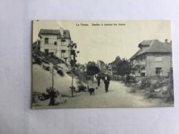 DE PANNE  1914   LA PANNE  SENTIER A TRAVERS LES DUNES - De Panne