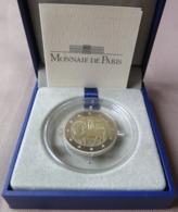 0047 - COFFRET BE FRANCE - 2010 - 2 Euros Commémo. Appel Du 18 Juin 1940 - France