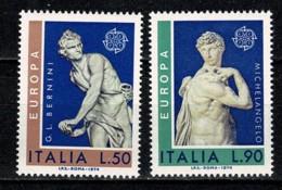 Italia 1974 EUROPA Yv. 1171/72**,  MNH - 6. 1946-.. República