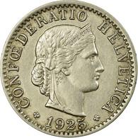 Monnaie, Suisse, 20 Rappen, 1925, Bern, TTB, Nickel, KM:29 - Suisse