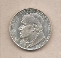 Vaticano - Giovanni Paolo II - Medaglia Commemorativa - 1983 - Vaticano