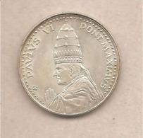 Vaticano - Paolo VI - Medaglia Commemorativa - Vaticano