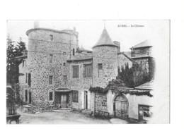 Aurec-sur-Loire  (Haute-Loire) Le Château - Sonstige Gemeinden