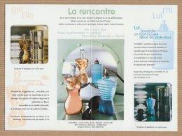 CC Carte Parfumée 'JEAN PAUL GAULTIER' #11 'MALE' JPG FRENCH Perfume Card - Modernes (à Partir De 1961)
