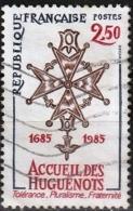 France 1985 - Mi 2512 - YT 2380 ( Huguenot Cross ) - Gebruikt
