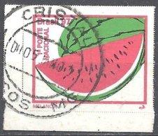 LSJP BRAZIL WATERMELON FRUIT 1997 - Brazilië