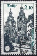 France 1985 - Mi 2501 - YT 2370 ( Cathedral Of Tours ) - Oblitérés