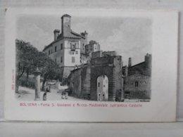 Bolsena. Porta S. Giovanni - Viterbo