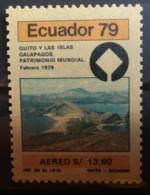 ECUADOR - MH* - 1979 - # C652 - Ecuador