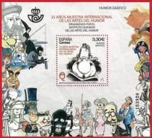 España. Spain. 2018. HB. 25 Aniversario. Academia Del Humor Internacional - 2011-... Nuevos & Fijasellos