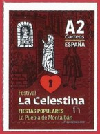 España. Spain. 2018. Fiestas Populares. Festival LA CELESTINA. La Puebla De Montalbán - 1931-Heute: 2. Rep. - ... Juan Carlos I