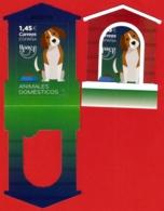 España. Spain. 2018. HB. America - UPAEP. Animales Domesticos - 2011-... Nuevos & Fijasellos