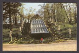 90540/ CHATEAUX, Russie, Peterhof, Cascade Du Jeu D'échecs - Castles