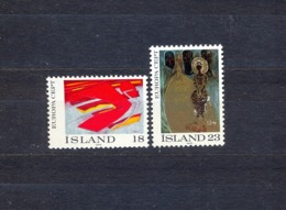 ICELAND - MNH - EUROPA CEPT - MI.NO.502/503 - CV = 1 € - Europa-CEPT
