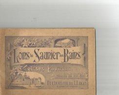 Carnet Lons Le Saunier Et Ses Environs Photographies L Demay - Frankreich