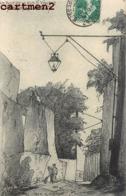 PARIS VIEUX MONTMARTRE UN BOUT DE LA RUE SAINT-VINCENT EN 1867 ILLUSTRATEUR - Distrito: 18