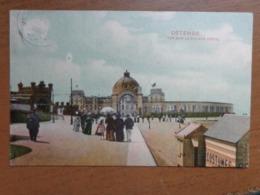 Oostende-Ostende, Vue Sur Le Palace Hotel --> Beschreven - Oostende